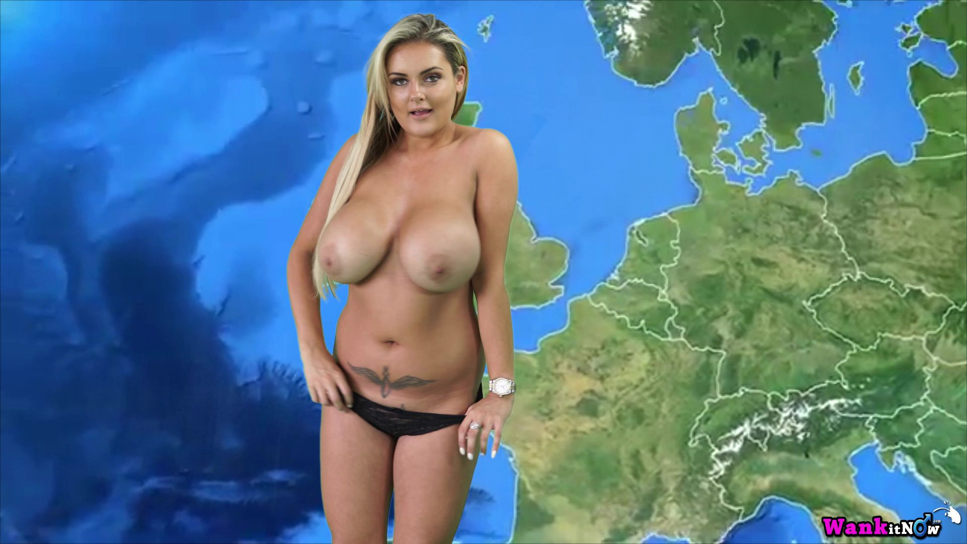 weather clip girl nude