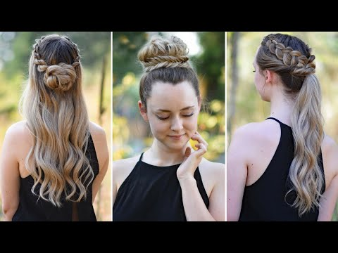 with hairstyles instructions teen
