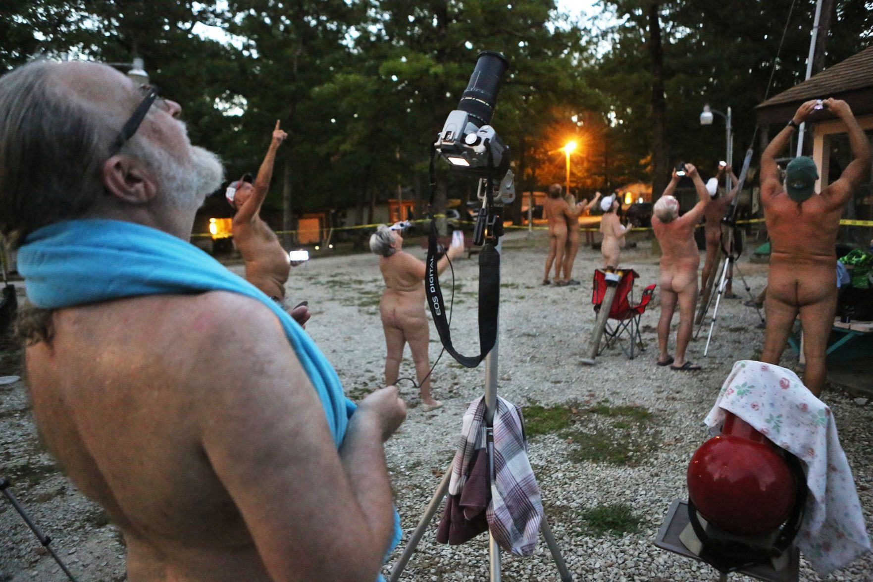 nudist missouri campgrounds in