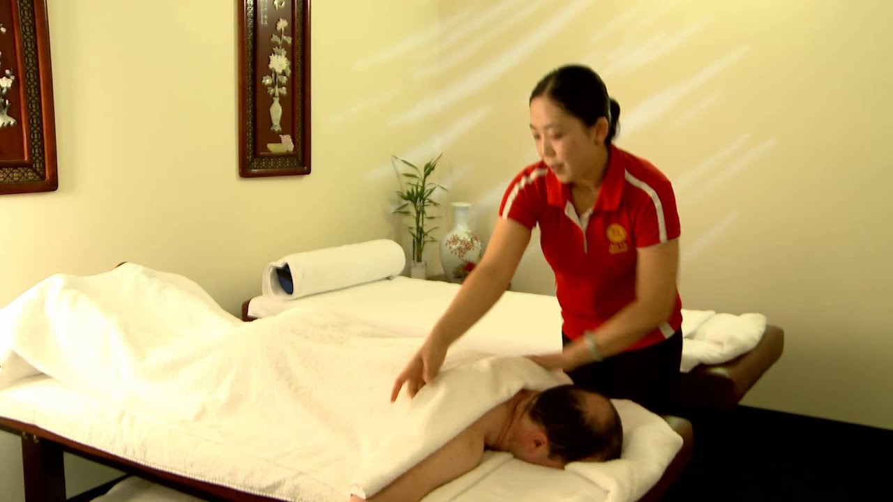 asian acupressure massage