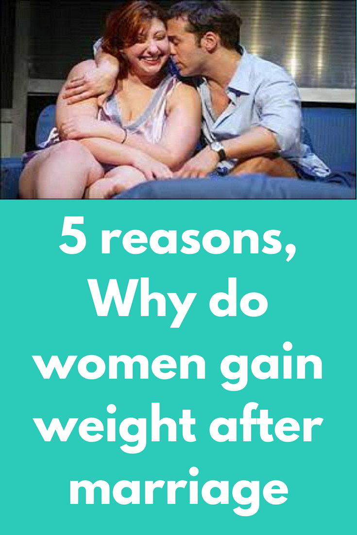 gain after weight sex
