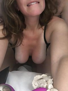 naked in wife slut load house