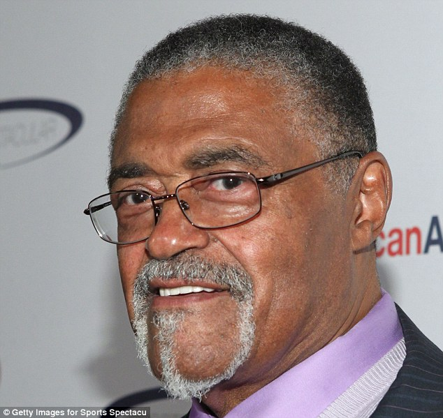 to pam is rosey grier grier related