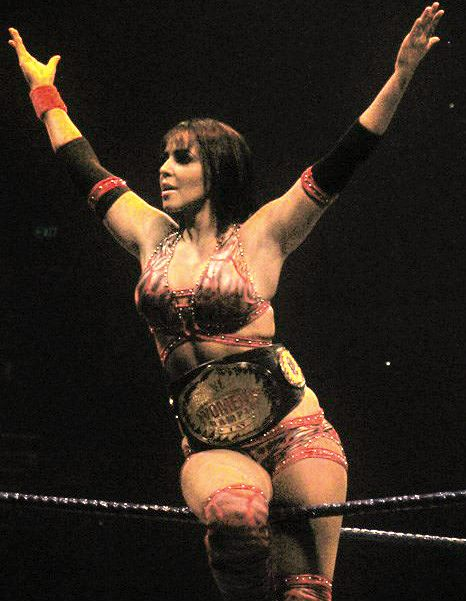 first lady of wrestling