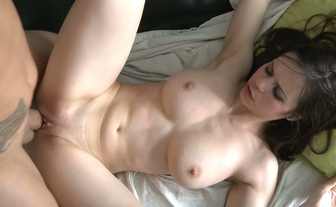 mature on couch redhead