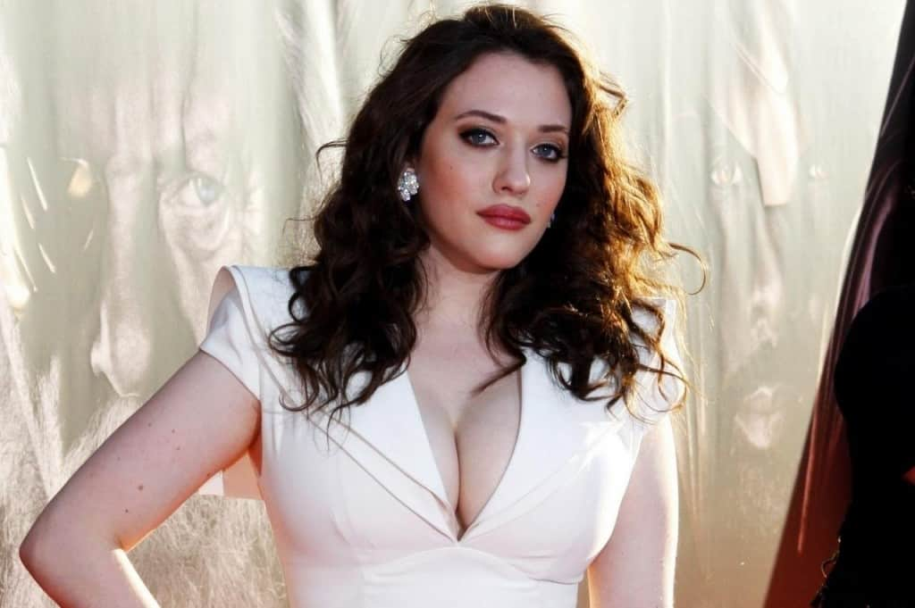 how big breasts kat are dennings