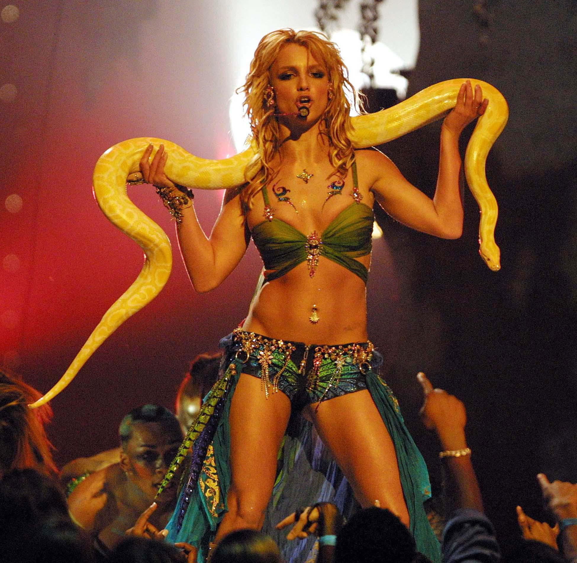 to britney spears you slave