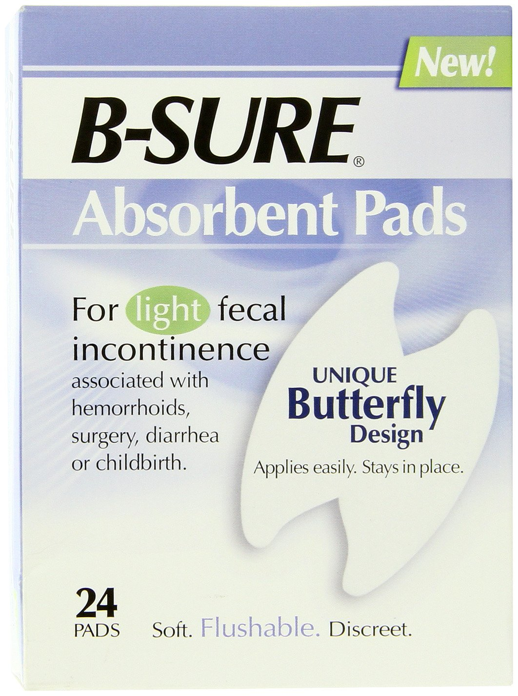 anal leakage pads