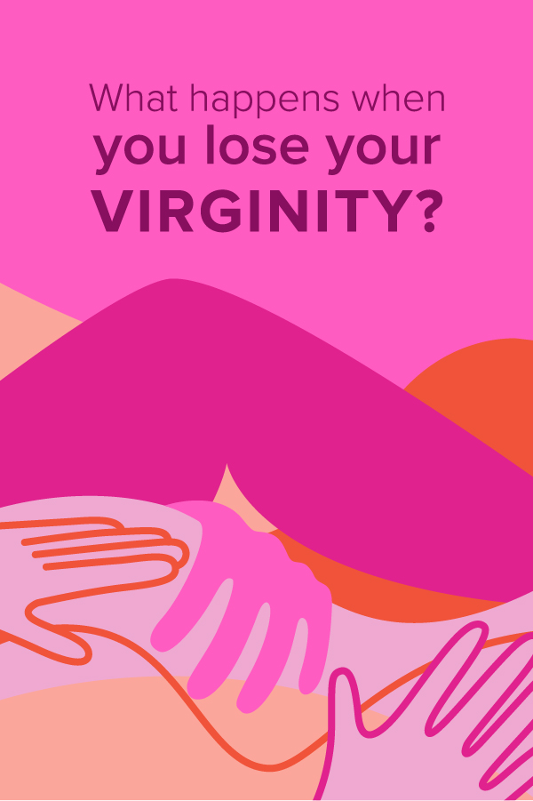 with your pregnant virginity out losing getting