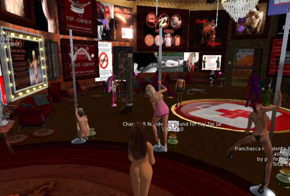 sex second life pictures