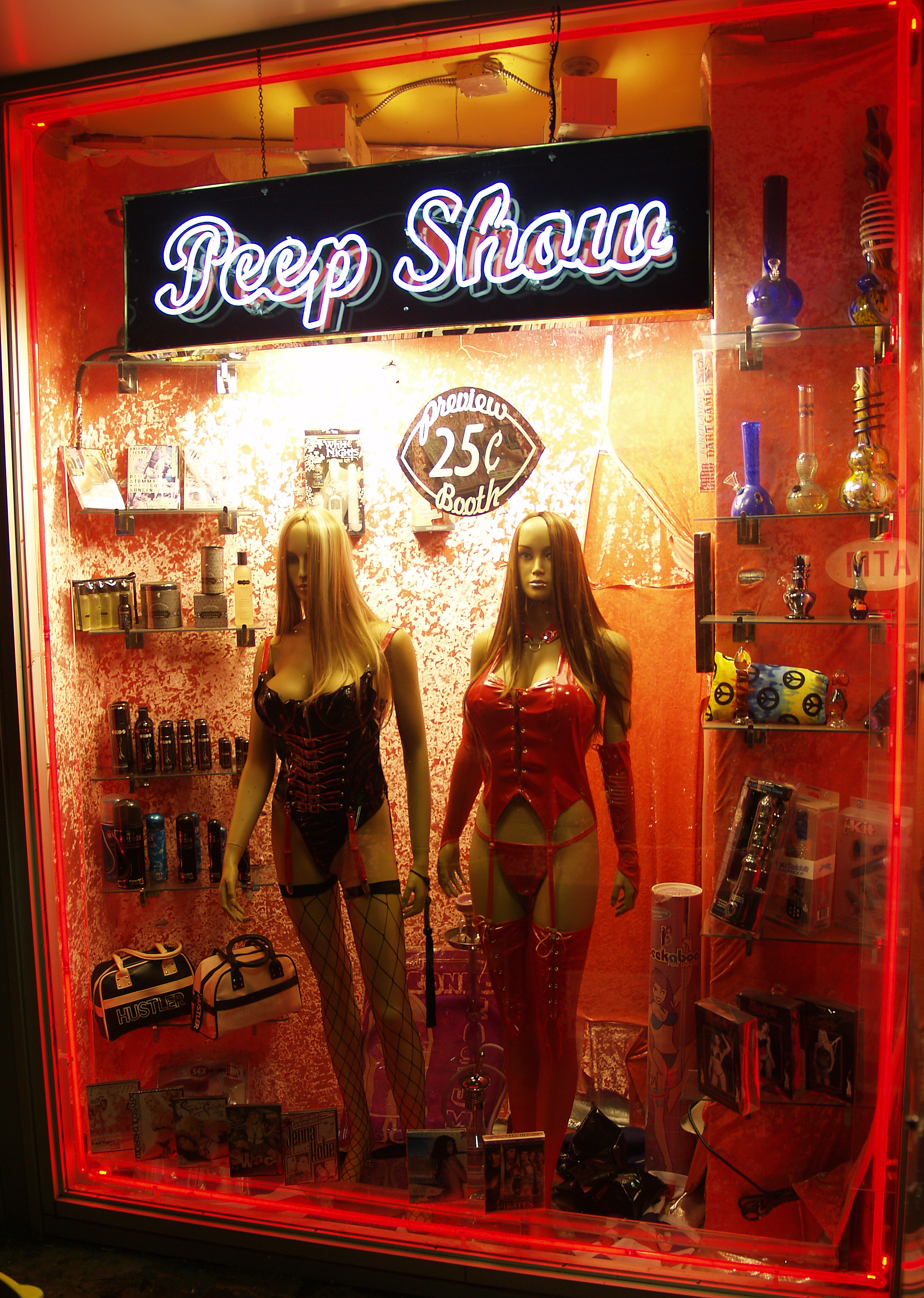 nude booth live shows pa