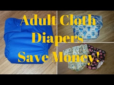 adult diapers cloth make