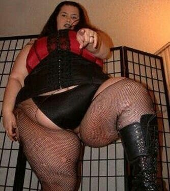 black bbw dominatiin