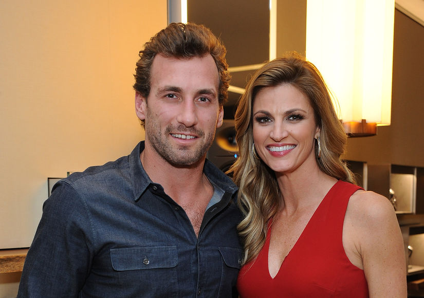is who erin dating andrews