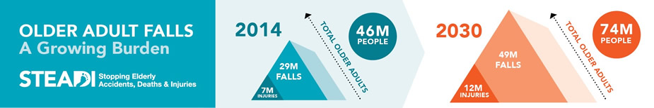 falls older adults in