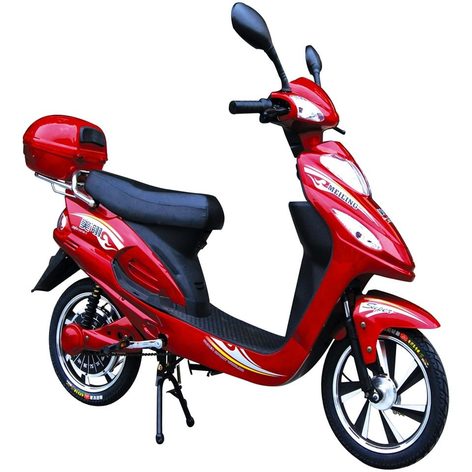 best moped for adults