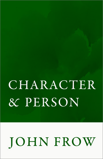 characters john persons