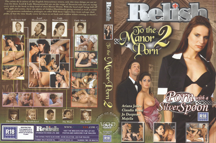 dvd the porn manor to