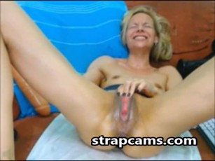 milf face squirt on