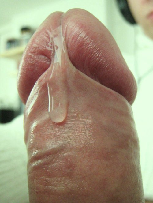 anonymous close up cock