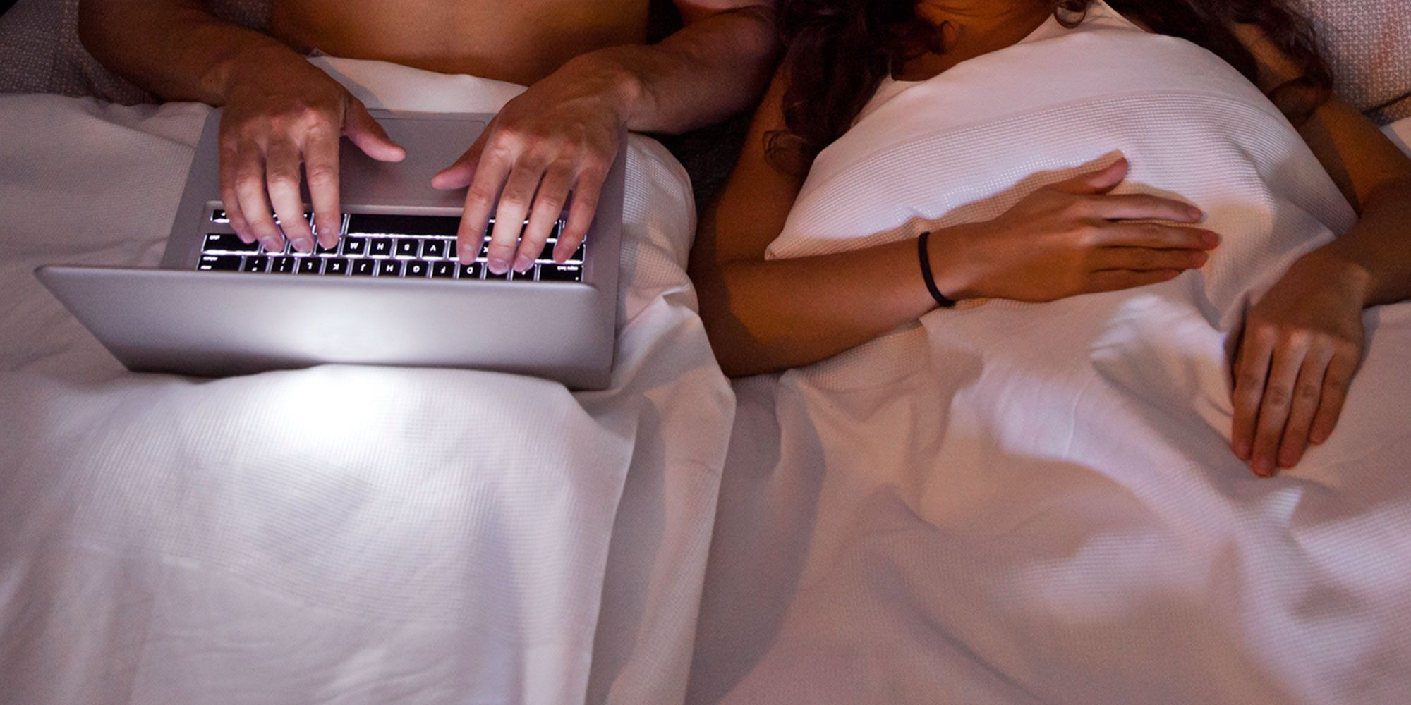 porn together watching porn