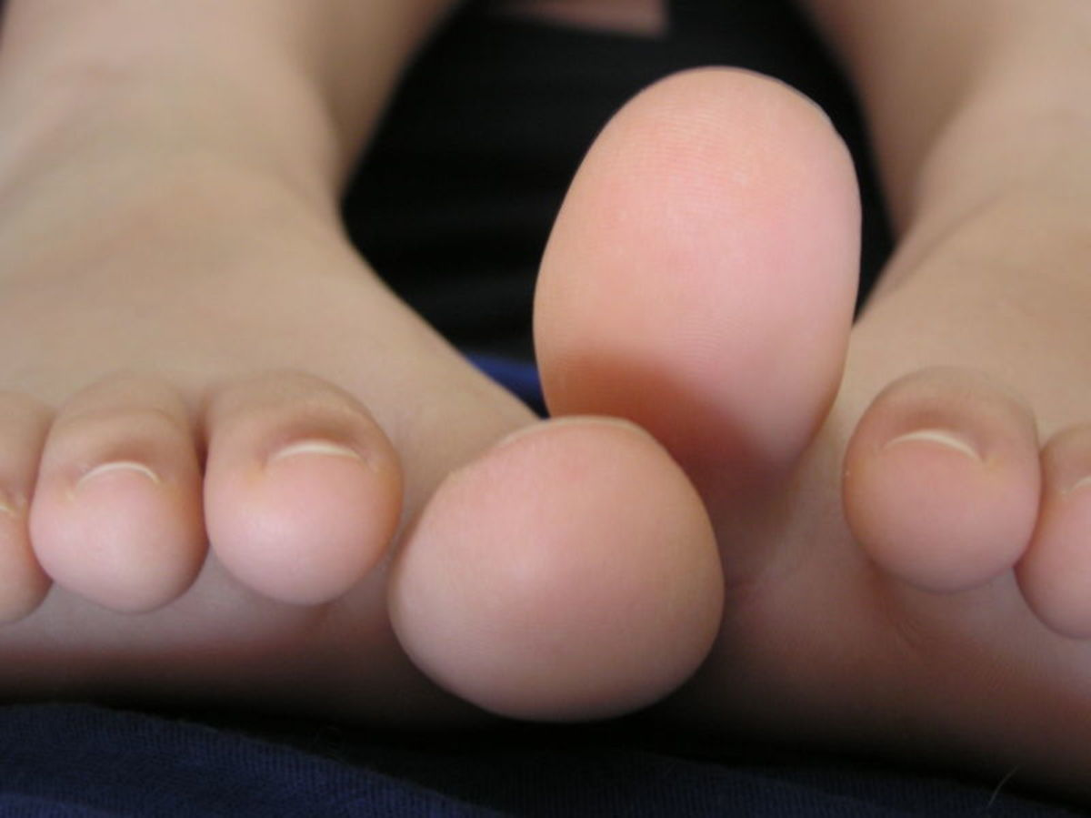 perversion foot fetish
