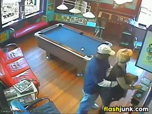 fucking caught on cctv
