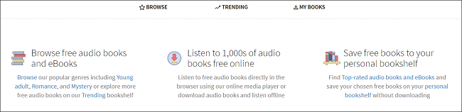 free adult audio streaming