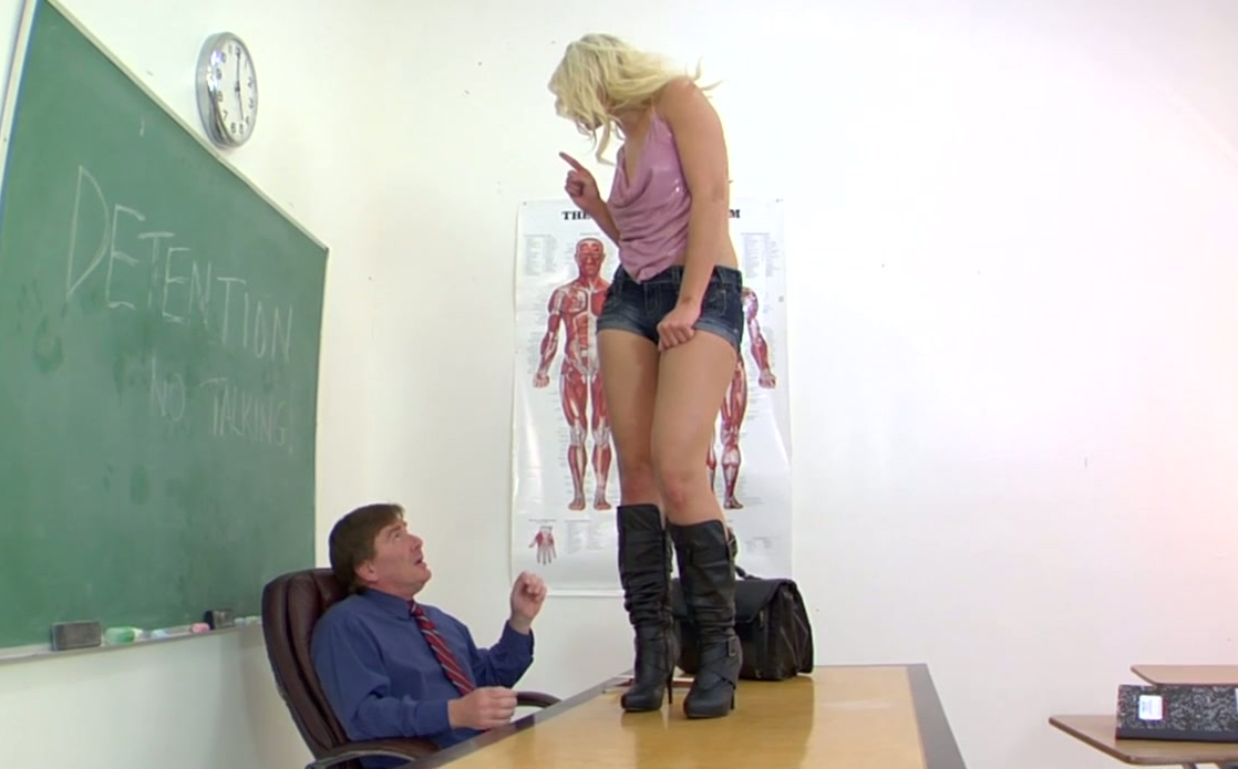 blonde pussy getting fucked hot