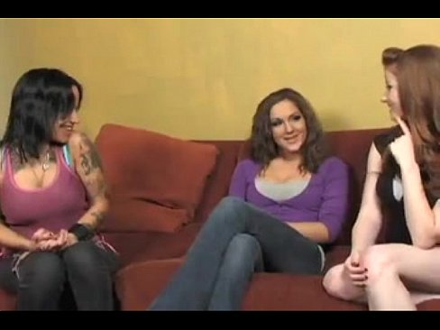 seduced two lesbians by