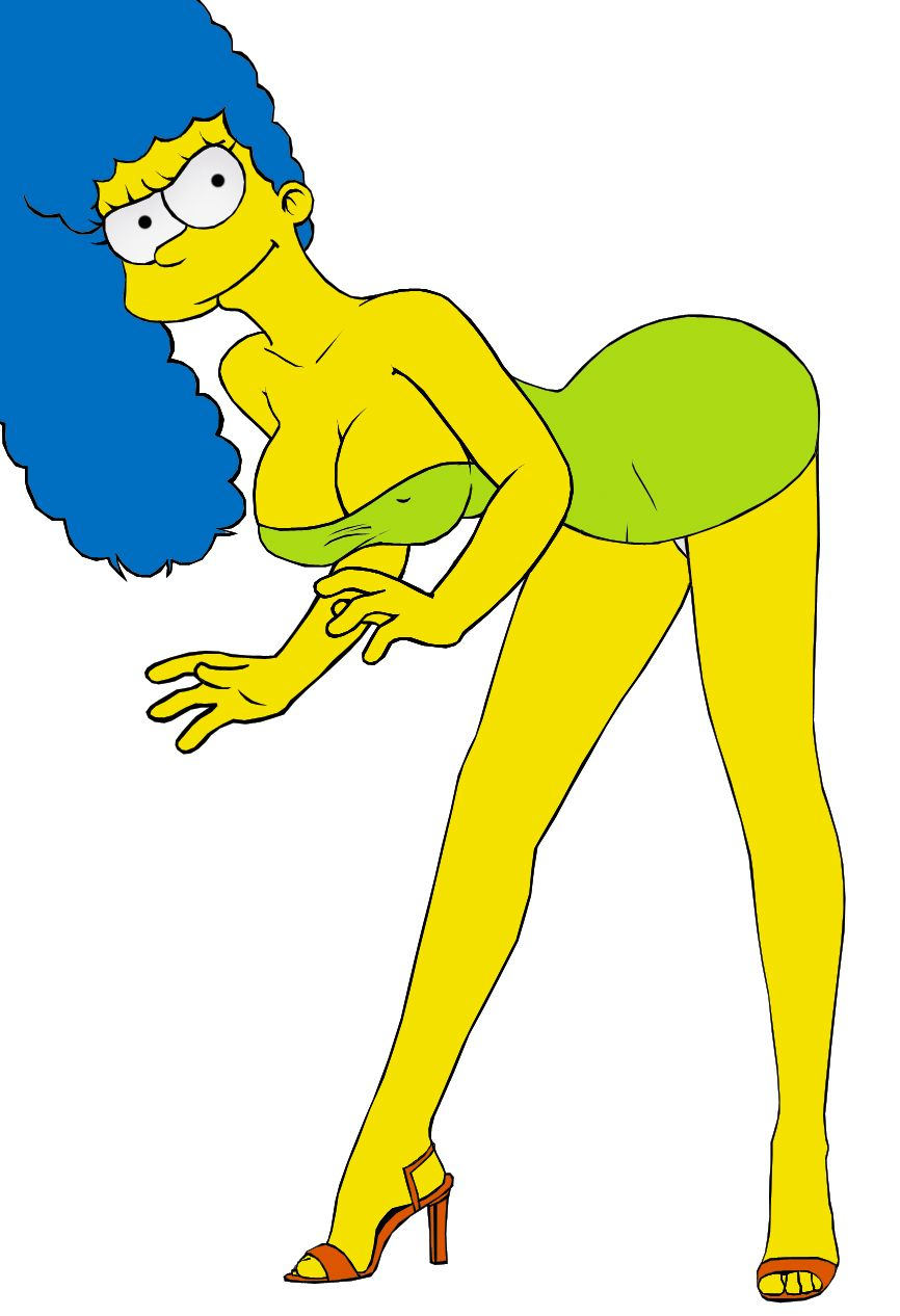 sexy pictures marge simpson of
