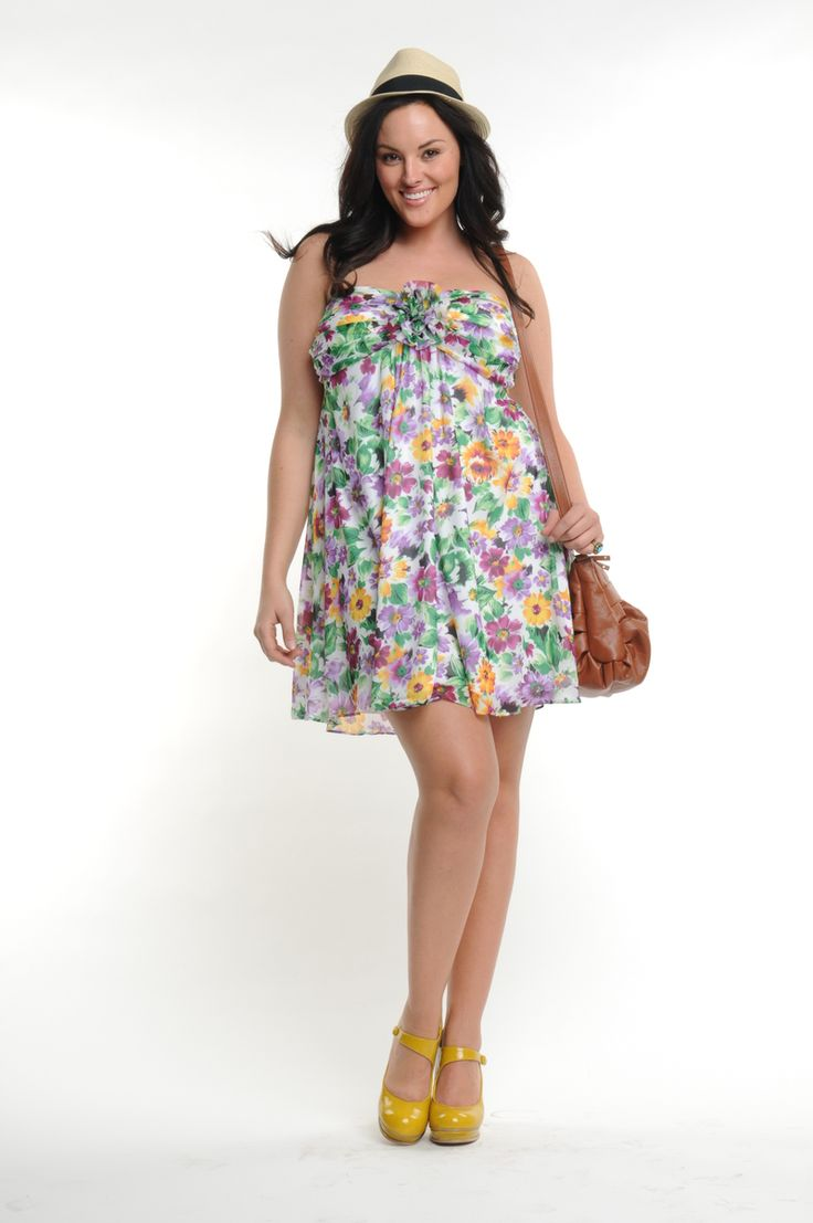 clothing plus size teen