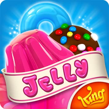 jelly crush a in candy